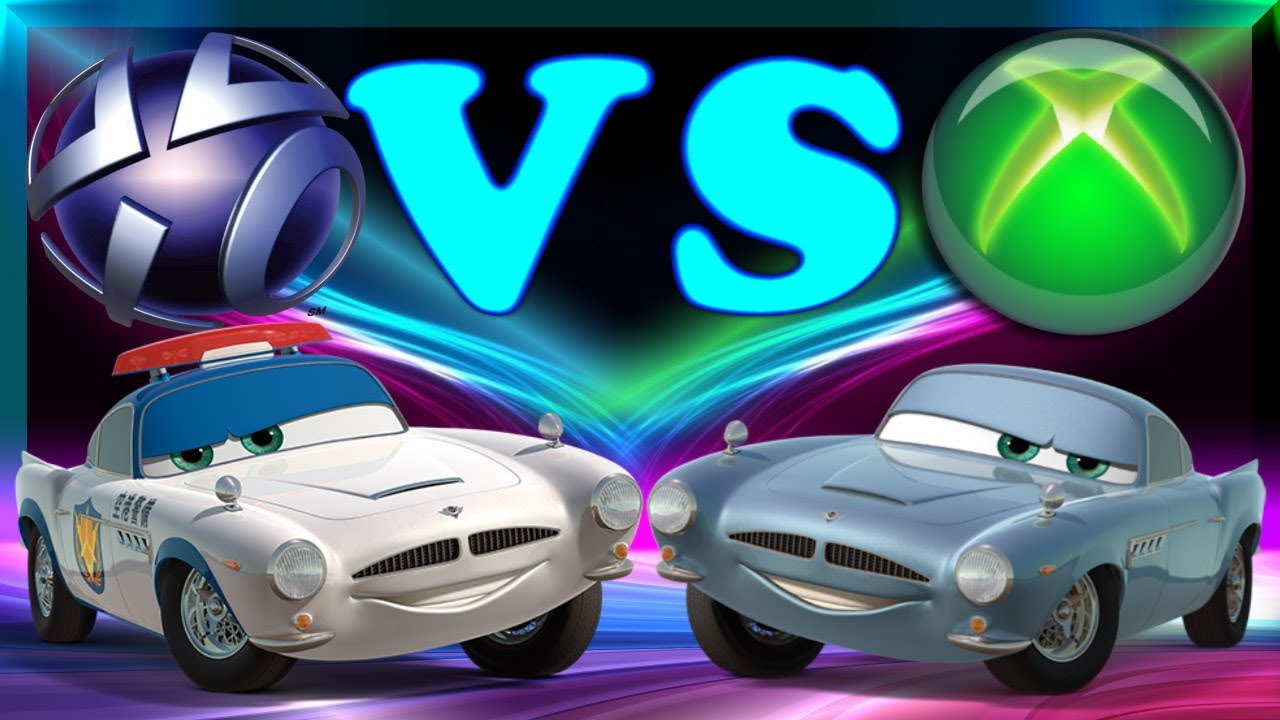 cars 2 amazing side by side gameplay comparison ps3 versus xbox 360 finn mcmissile 2014 youtube. Black Bedroom Furniture Sets. Home Design Ideas