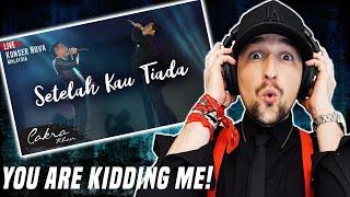 CAKRA KHAN feat. JUDIKA - Setelah Kau Tiada (Live Concert Nova 2017) REACTION!!!