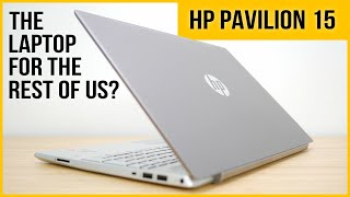HP Pavilion 15 review The perfect student or all-round laptop