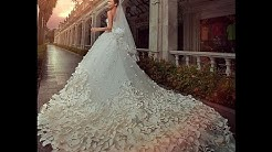 Top 50 Latest Most Beautiful Wedding Bridal Dresses In The World 2017