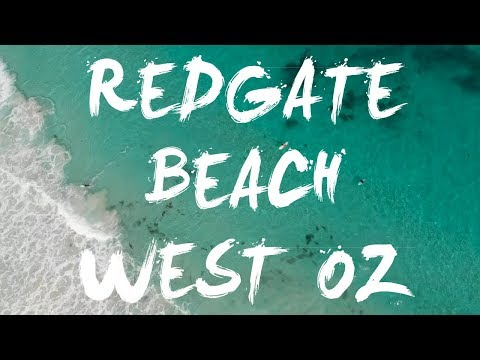 REDGATE BEACH EXPLORING, MARGARET RIVER | VLOG 005