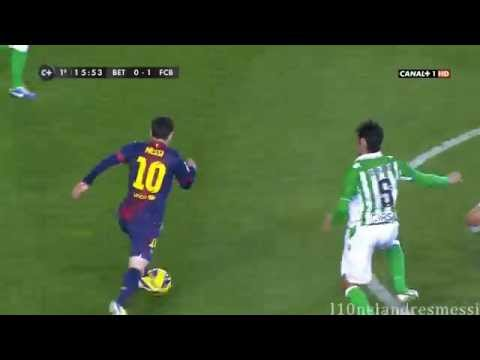 Lionel Messi - Ray Hudson's Favourite  - Without Music (HD)