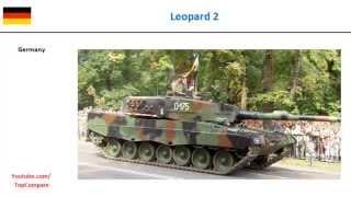 leopard 2 m1 abrams comparison essay