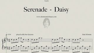 Serenade  -  Daisy