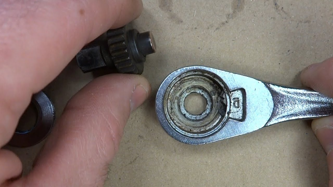 How To Repair A Craftsman Ratchet Wrench
