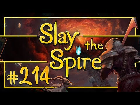 Let's Play Slay the Spire: April 16th 2018 Daily - Episode 214
