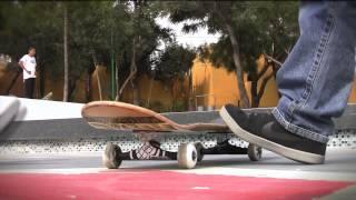 Clases de Skate con Raúl Mendoza de Nike SB