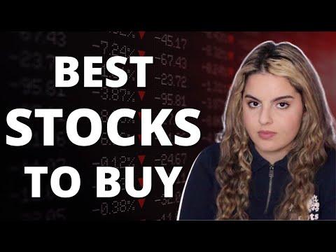 Stocks I'm Buying During The 2020 Market Crash