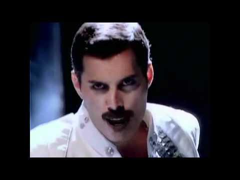 Freddie Mercury HD Commercial 2011 CUP NOODLE NISSIN
