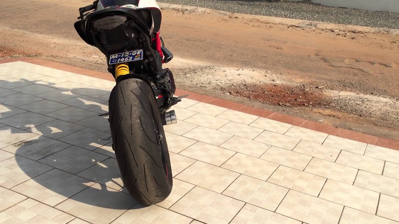 Ducati Monster  Boomtubes