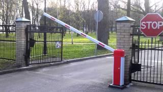 Шлагбаум автоматический Киев(, 2013-04-04T10:46:21.000Z)
