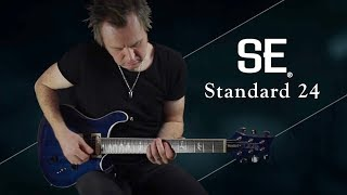 The PRS SE Standard 24 | Demo by Simon McBride | PRS Guitars