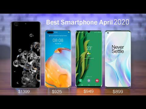 Top 5 World Best Smartphones May 2020