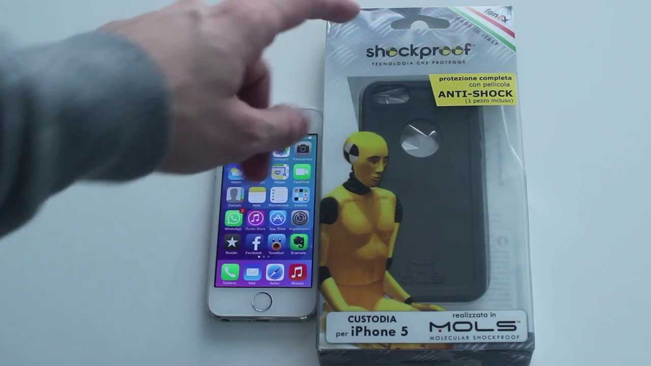 custodia mols iphone 6