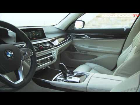 BMW 7er Reihe MY16 - Trailer