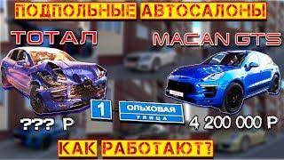 Подпольный АвтоСалон в ВИДНОМ. ТОТАЛ за 4 млн