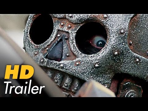 TURBO KID Trailer (2015) Post-Apocalyptic Action