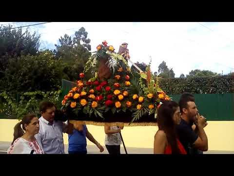 Festa de São Mamede, Sandiães, 2018