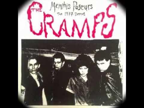 The Cramps - Memphis Poseurs (The 1977 Demos) - Full album