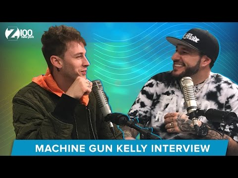 Machine Gun Kelly Reacts To Camila Cabello's First Single | Interview