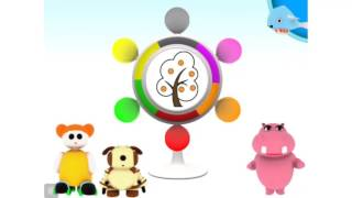 Baby TV Learning Colors Baby TV shows English