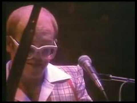 Elton John  Bennie and the Jets  in Edinburgh, 1976