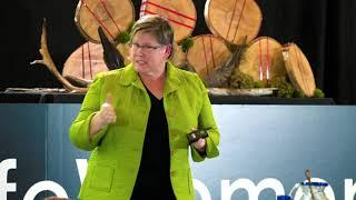 Developing Deep Resilience   France Benoit   TEDxYellowknifeWomen