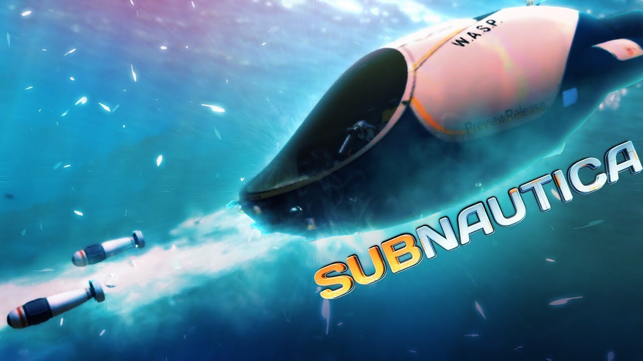 Subnautica A New Sub Has Arrived Creating The Wasp Submarine