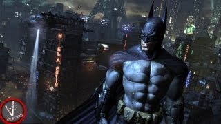 Batman Arkham City -PC- Gameplay MAX settings 1080p