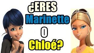 ¿Eres Marinette o Chloé? Test: Ladybug  ¡ADELANTE!