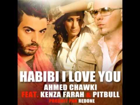 Chawki Ft. Kenza Farah & Pitbull - Habibi I Love You (Mon Amour I Love You)   شوقي