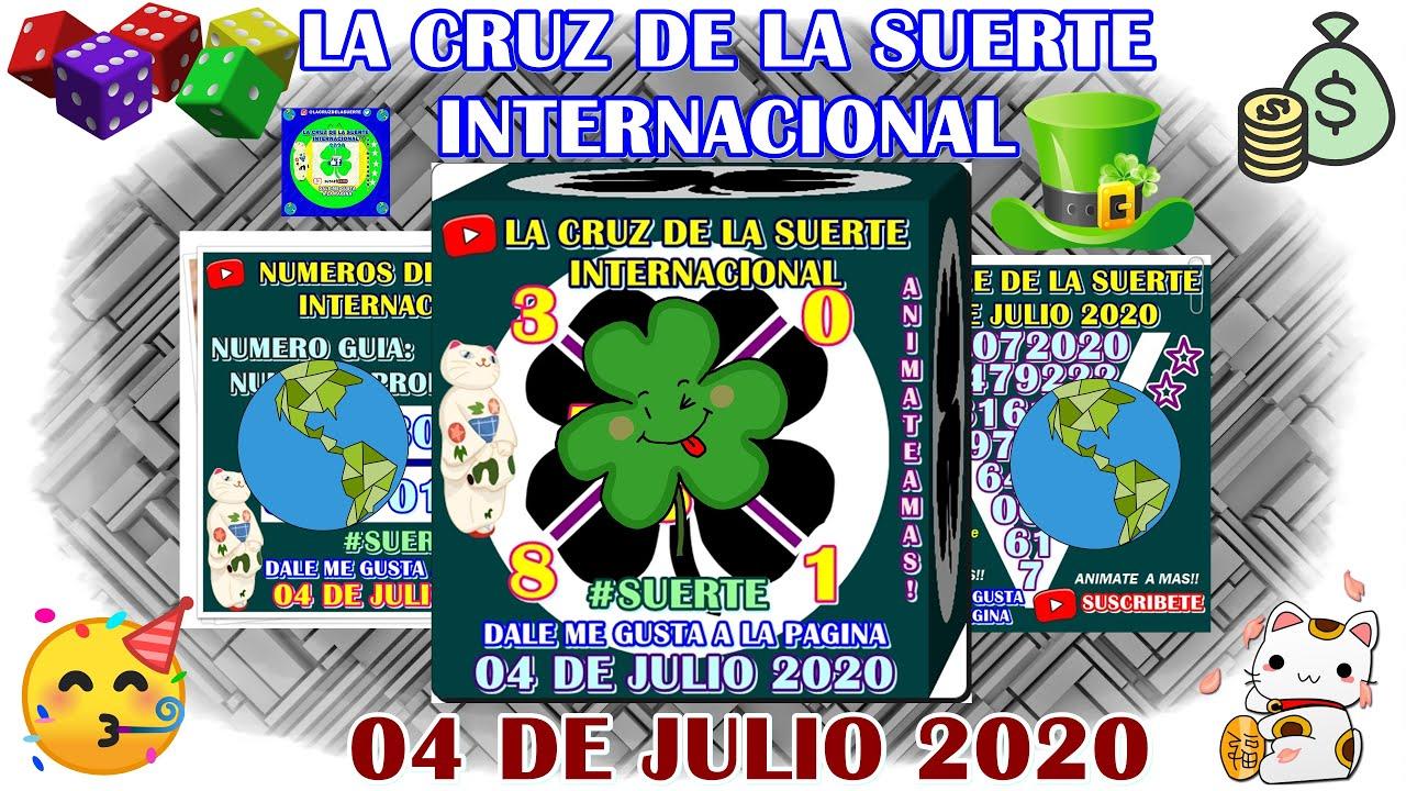 Cruz!! 04 de Julio 2020 - la cruz de la suerte