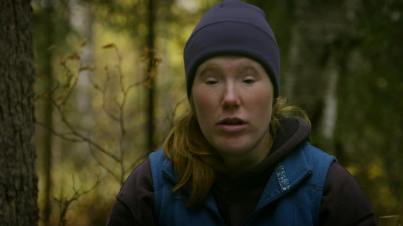 second image for The Last Alaskans Lewis Girls Eyes with Behind the Journey - YouTube