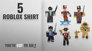 Top 10 Roblox Shirt [2018]: ROBLOX Legends (6 Pack) Action Figures