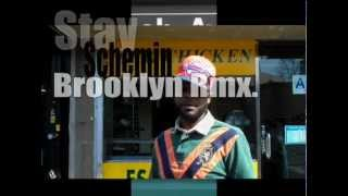 Rick Ross - Stay Schemin' feat. Drake & French Montana ( Brooklyn Rmx By Shaft D.A)