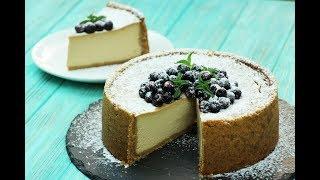 ЧИЗКЕЙК «НЬЮ-ЙОРК» ✧ Со Вкусом Кофе✧ New York Coffee Cheesecake