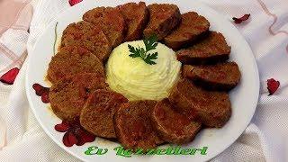 Rosto köfte ve patates püresi tarifi - İftar için nefis ikili yemek tarifi - Ev Lezzetleri
