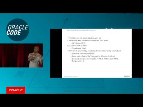 Using JavaScript/HTML5 Rich Clients with Java EE 7