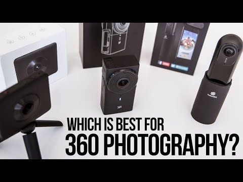 Yi 360 vs Insta360 One vs Xiaomi Mijia Mi Sphere - Best for 360 photography?