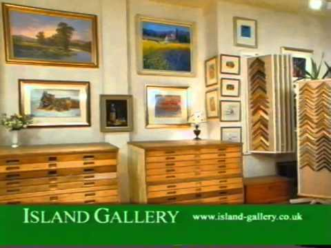 Island Gallery TV Ad
