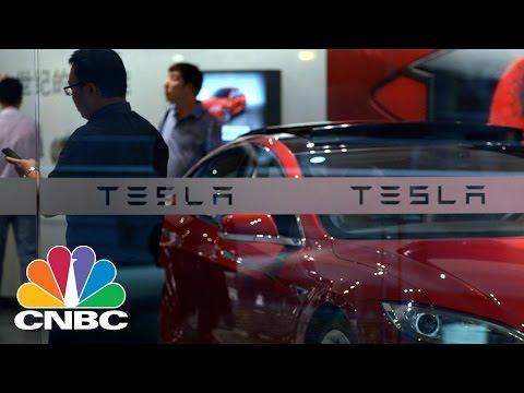 Tesla Just Passed BMW in Market Cap