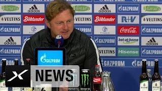 Ralph Hasenhüttl über S04, Bayern-Jagd und Timo Werner | FC Schalke 04 - RB Leipzig 1:1