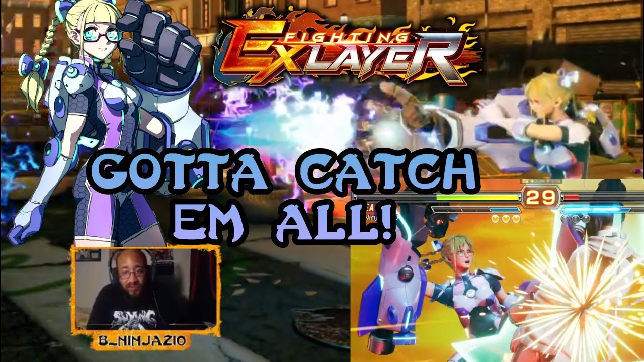 gotta catch em all area fighting ex layer online matches youtube youtube