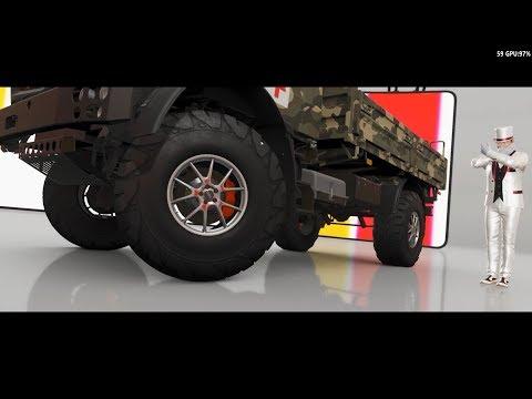 3 czas na świecie w ciężarowce! Forza Horizon 4 #3 thumbnail