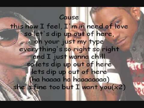 You Lloyd ft. Lil Wayne Lyrics