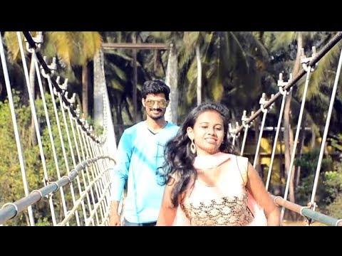 Ninna Porlu || Tulu Romantic Album Song || Bhuvanesh Prabhu || Prajna Nayak|| Valentines day||