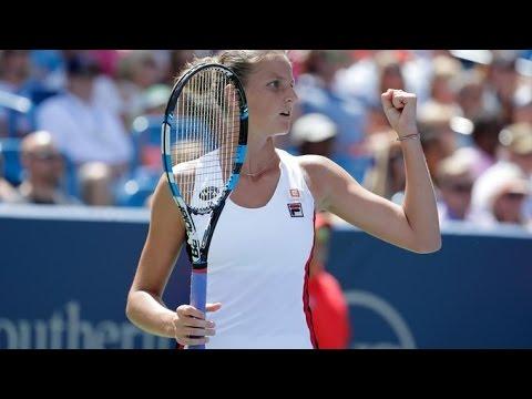 Karolína Plíšková, Women's Tennis Association, Angelique Kerber, Linz Open
