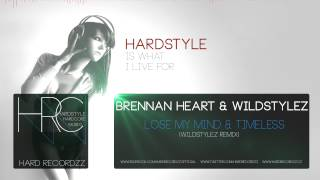 Brennan Heart & Wildstylez - Lose My Mind & Timeless (Wildstylez Remix) |4K UHD|