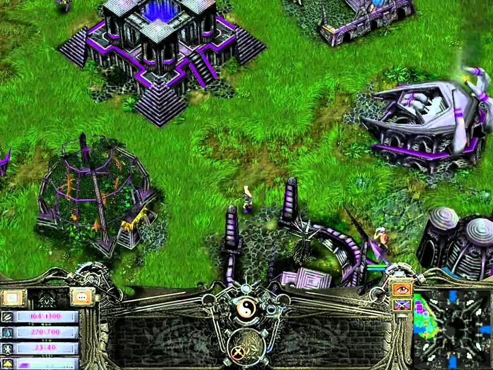 Battle Realms | 2VS6 XP | Wolf &. Lotus