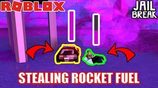 STEAL Other Players' ROCKET FUEL??? | Roblox Jailbreak MythBusters